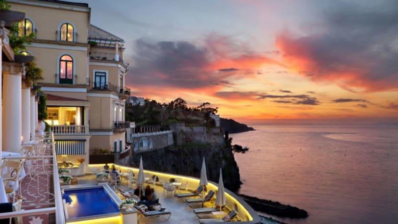 كأنها قصص من الخيال.. هذه أروع الفنادق لعام 2016