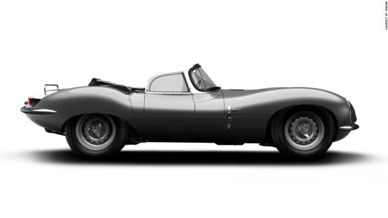 جاغوار تعاود تصميم سيارة XKSS الكلاسيكية... وهذا هو ثمنها