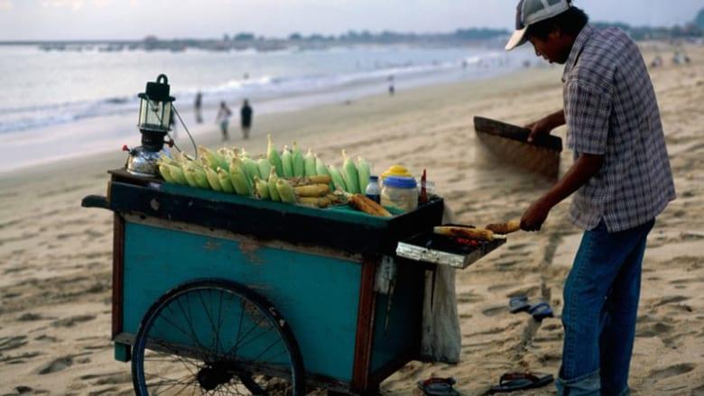 هكذا تحصل على شاطئك الخاص مجاناً أثناء عطلتك في بالي