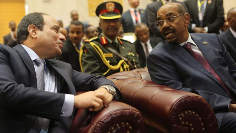 السودان: نراقب اتفاق مصر والسعودية حول تيران وصنافير لحماية حقوقنا في حلايب وشلاتين