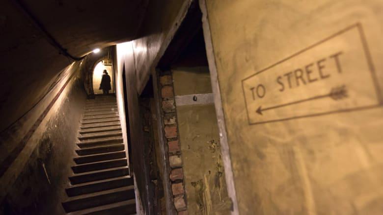 ملجأ وينستون تشرشل خلال الحرب العالمية الثانية يفتح أبوابه أمام العامة