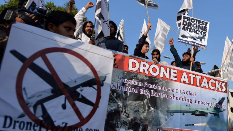 متخصص بالقانون الدولي لـCNN: أمريكا ستُلاحق بقضايا قتل أبرياء بغارات طائراتها إذا فتحت باب مقاضاة السعودية