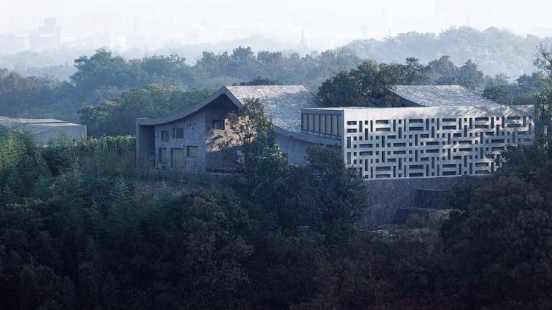 متاحف الصين الفنية..عجائب الهندسة المعمارية