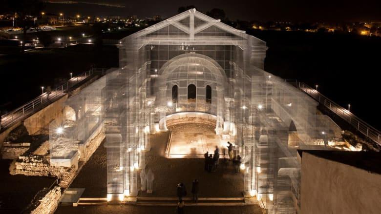 """ادخل عالم """"الأشباح"""" بهذا البناء """"الوهمي"""" في إيطاليا"""
