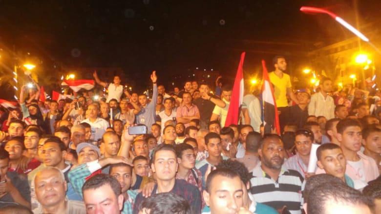 بالصور.. مصريون يحتفلون بذكرى تحرير سيناء وسط تشديدات أمنية