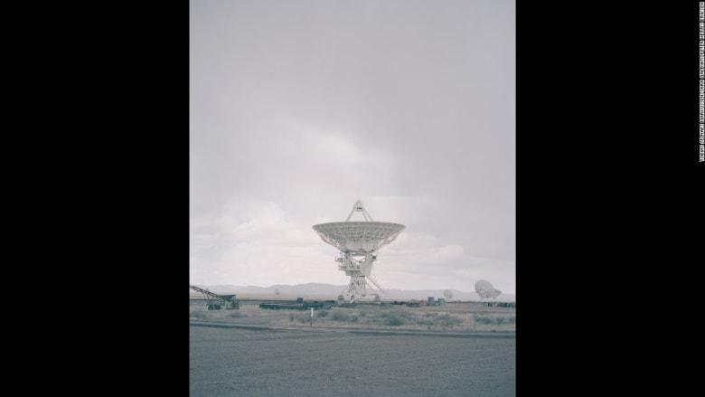 في أصقاع الصحراء الأمريكية... الفضائوين ليسوا مجرد خيال