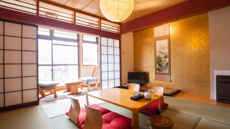نُزل يابانية مبتكرة تعدك بتجربة تقليدية لا تُنتسى