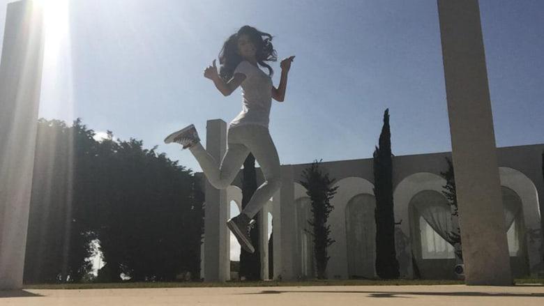 ملكة جمال أميركا السابقة ريما فقيه في بيروت