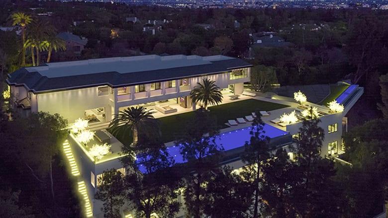 هل هذا المنزل من أضخم العقارات في أمريكا؟