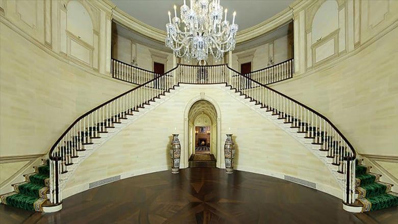 ألق نظرة داخل قصر دونالد ترامب السابق..المعروض للبيع