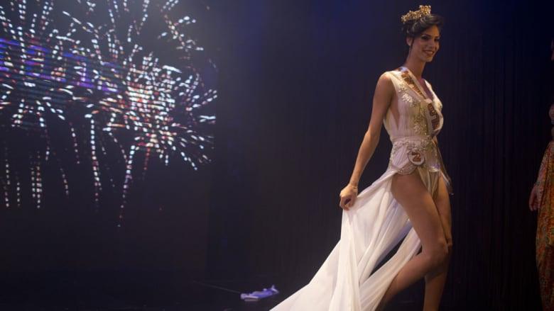 تالين أبو حنا، الفائزة بلقب ملكة جمال المتحولين جنسياً