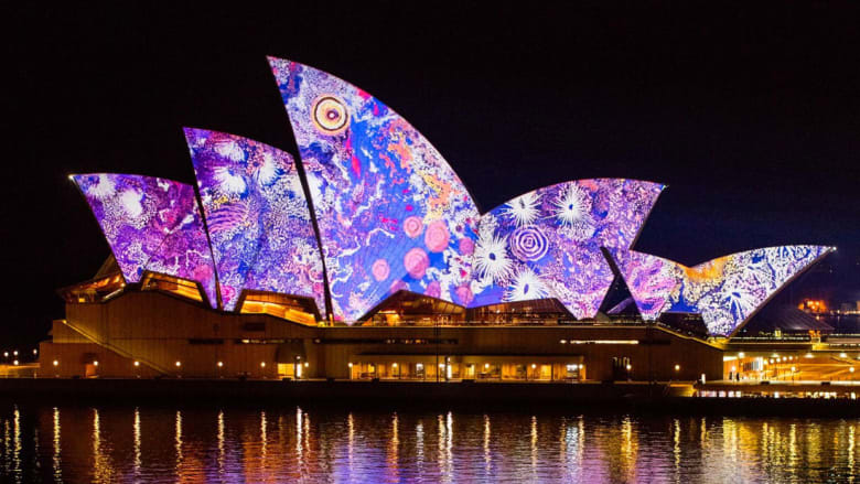 مدينة سيدني الأسترالية كما لم ترها من قبل