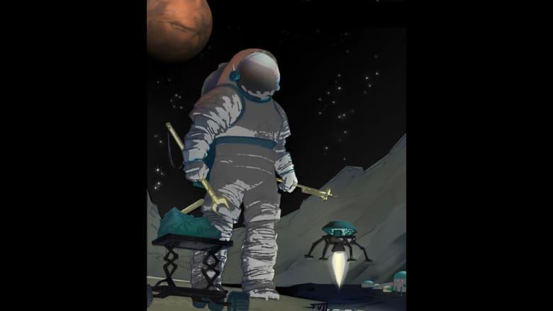 """تكره عملك؟ وكالة """"ناسا"""" تبحث عن موظفين للعمل على كوكب المريخ!"""