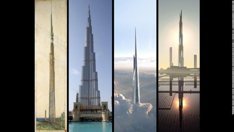 ماذا سيحصل لو كانت هذه الأبراج موجودة في عالمنا؟