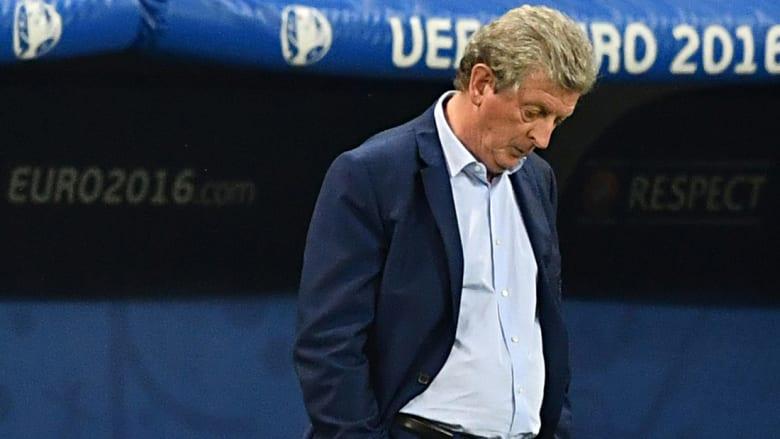مدرب المنتخب الإنجليزي يستقيل بعد الخروج من اليورو