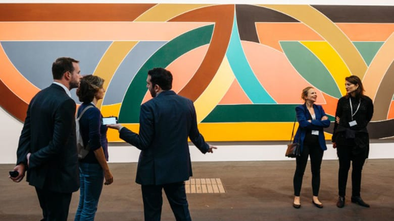 """أهلا بك في عالم """"آرت بازل""""... أبرز تجمع فني في العالم"""