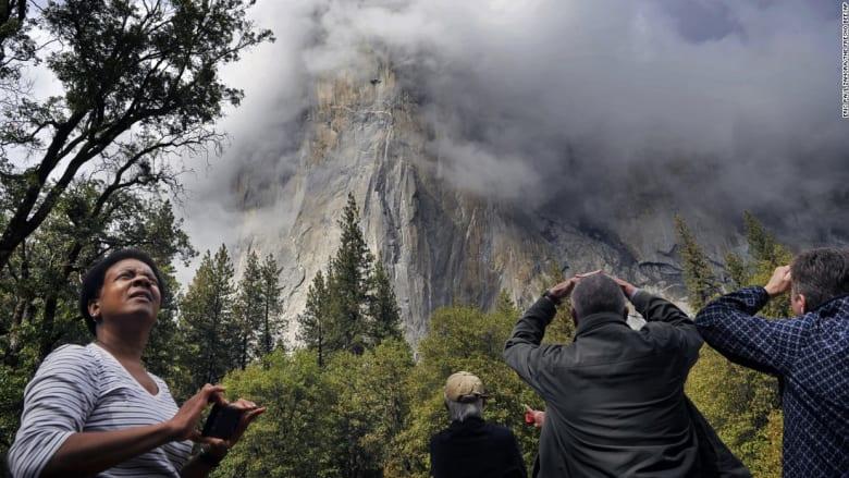 صور ستأخذك في جولة على أجمل المتنزهات الوطنية الأمركية
