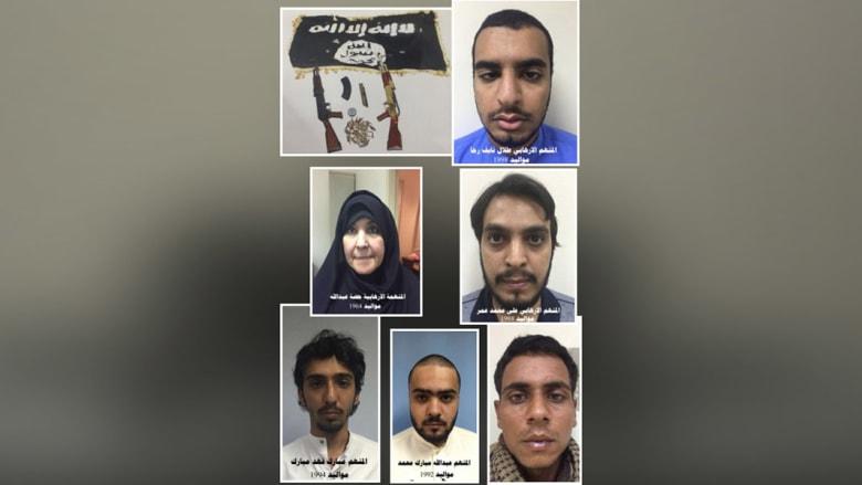 الداخلية الكويتية تنشر صور المتهمين.. وتؤكد: توجيه 3 ضربات استباقية لداعش داخل وخارج البلاد