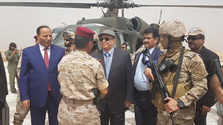 هادي: لن نقبل إقامة الحوثيين لدولة فارسية باليمن.. ونذكر بتصريحات سياسي إيراني بأن صنعاء أصبحت رابع عاصمة عربية بيد طهران