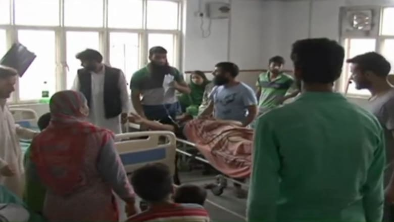 بالفيديو: ارتفاع عدد قتلى المواجهات بين الشرطة الهندية والانفصاليين في كشمير إلى 19 شخصا