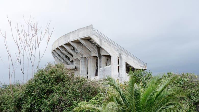 العمارة الإيطالية المهجورة تنفض غبارها وتعود للحياة هكذا