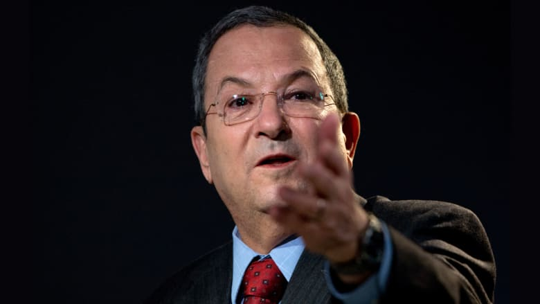"""رئيس الوزراء الإسرائيلي السابق لـCNN: حكومة نتنياهو تُهدد """"جوهر الصهيونية"""""""
