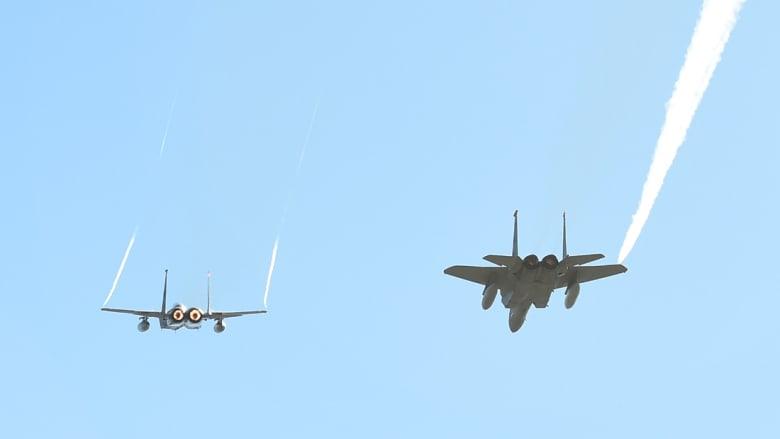 غارات أمريكية ضد أهداف لداعش في سرت وواشنطن تعلن انطلاق عملية جوية لدحر التنظيم