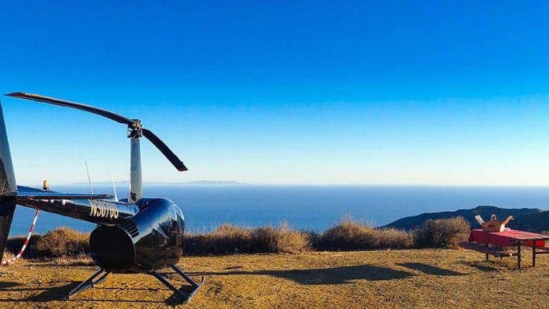 خمس مدن رائعة الجمال لجولة في الهليكوبتر