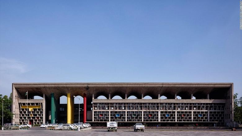 """لماذا أضيفت هذه المباني الحديثة للائحة """"يونيسكو"""" للتراث العالمي؟"""