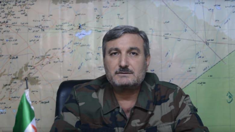 رياض الأسعد: حلب أفشلت خطة منح الوقت للأسد وأخرست نصرالله