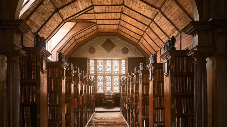 الكتاب خير جليس.. التزم الصمت داخل أجمل المكتبات في العالم