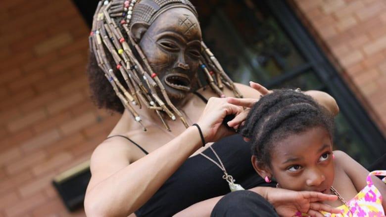 هل هذا ما كان سيبدو عليه الأمريكيون من أصول أفريقية إن بقوا في أفريقيا؟