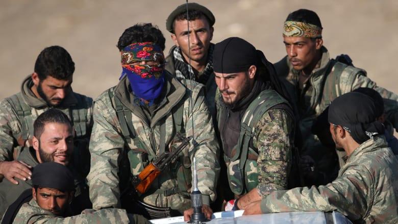 مصدر لـCNN: التوصل لاتفاق هدنة بين قوات سوريا الديمقراطية وقوات النظام في الحسكة