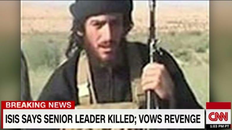 """بعد إعلان """"داعش"""" مقتل المتحدث باسمه.. روسيا: غاراتنا في حلب هي التي قتلت أبومحمد العدناني"""