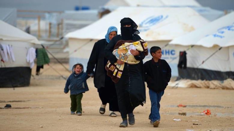 المستشفى المغربي بمخيم الزعتري يستقبل 12 ألف لاجئ سوري بشهر واحد