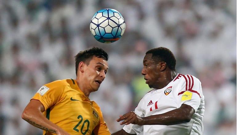 الإمارات وقطر تخسران أمام أستراليا وأوزباكستان