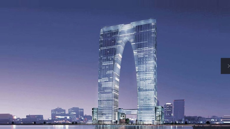 أجمل المباني المجوفة في العالم