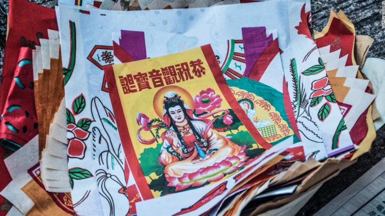 """ما هو """"مهرجان إطعام الشبح الجائع"""" في هونغ كونغ؟"""