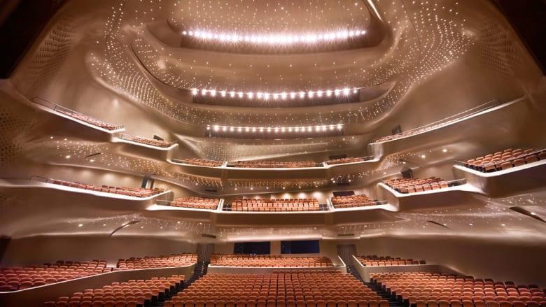 أجمل مباني الحفلات الموسيقية في العالم