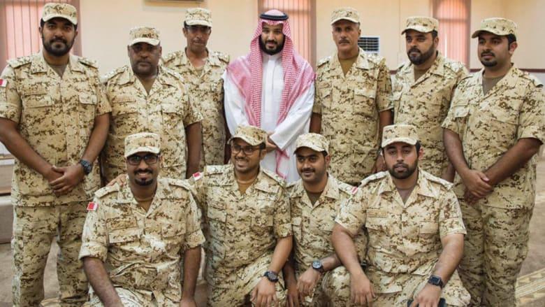 ولي ولي العهد السعودي يزور الحد الجنوبي للمملكة