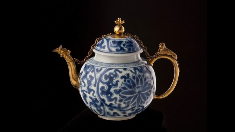 احتسي أغلى كوب شاي في العالم بـ200 مليون دولار فقط!َ