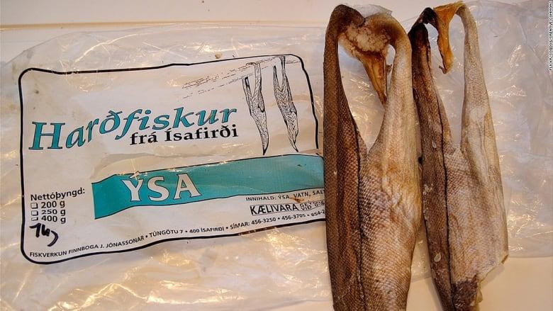 إليكم أطباق أيسلندا الغريبة!