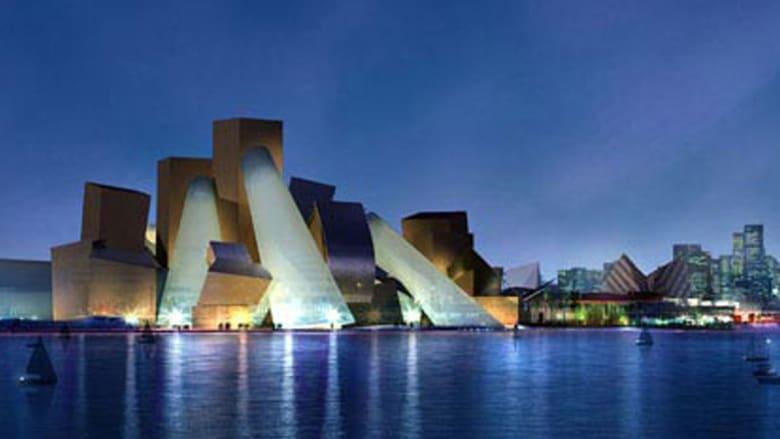 متحف غوغنهايم في أبوظبي