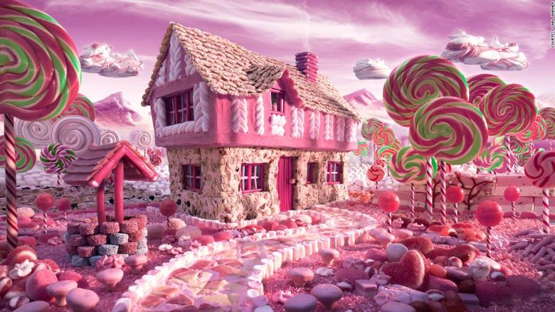 """ستتفاجأ إذا علمت كيفية صنع هذه المدن """"الخيالية"""""""
