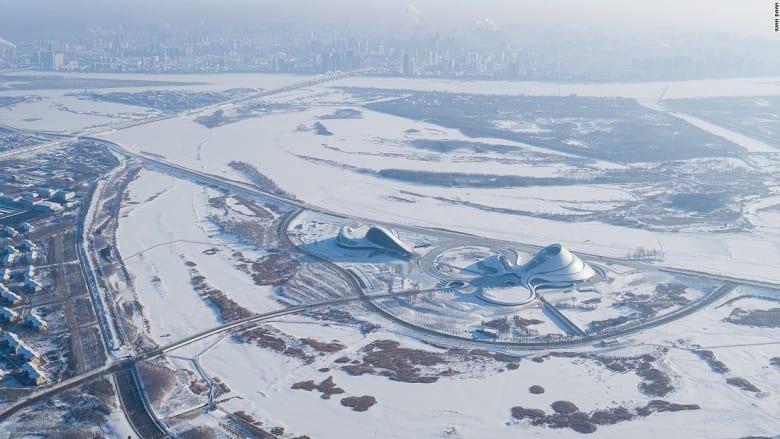دار هاربن للأوبرا في الصين