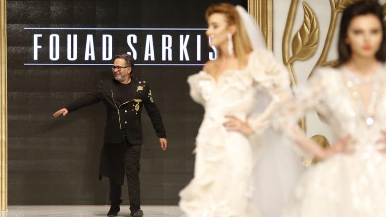 """تصاميم الأزياء في أسبوع """"La Mode a Beyrouth"""" للموضة في بيروت"""