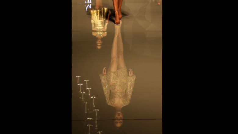 """تصاميم عبد محفوظ في أسبوع """"La Mode a Beyrouth"""" للموضة في بيروت"""