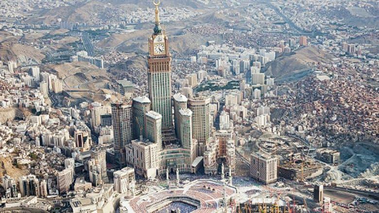 مكة عبر العصور.. كيف تغيرت من 1889 حتى الآن في 6 صور