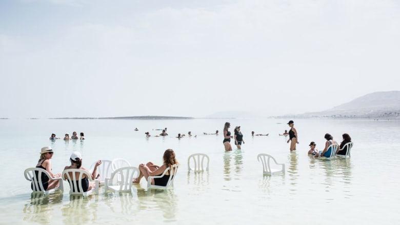 البحر الميت على وشك الجفاف.. استمتع به قبل فوات الأوان!