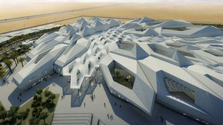 آخر صرعات العمارة بالخليج..من دبي إلى الرياض
